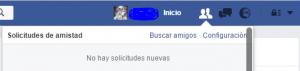 Buscar amigos Facebook