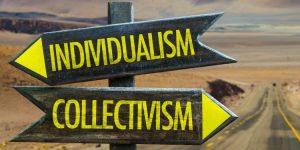 colectivismo individualismo