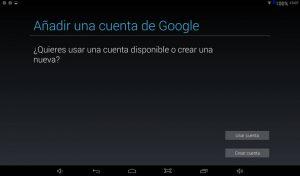 Cambiar la cuenta de Gmail en Android