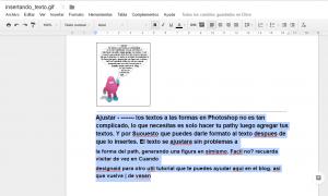 Cómo extraer texto de imágenes o PDF con Google Drive